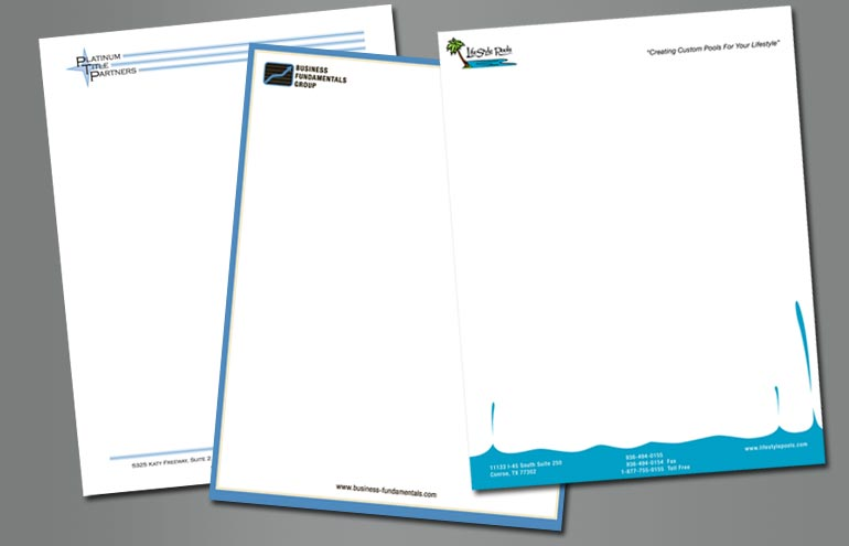 houston-letterhead-design